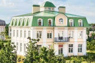 купить особняк в Санкт-Петербурге