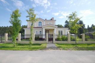 продается элитный коттедж в поселке Репино С-Петербург