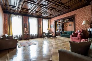 продажа видовой 3-комнатной квартиры наб. канала Грибоедова д. 9